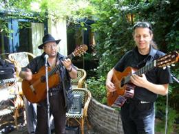 Spaans gitaar duo