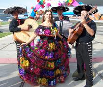 Mexicaanse muziek en dans