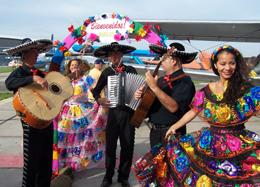 Mexicaanse muziek voor prive en bedrijfsfeesten