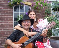 Latin muziek Carlos en Laura