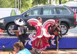 Mexicaanse dansen